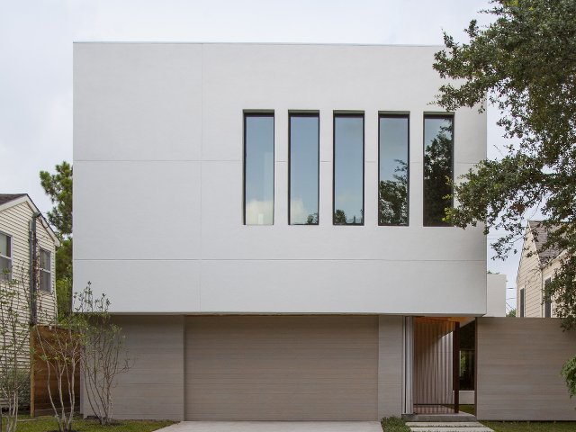 Houston Modern Homes Open Their Doors Proud Green Home