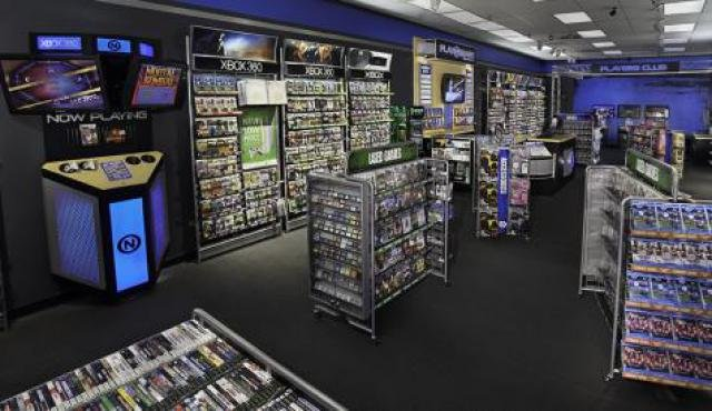 New Design For Video Game Retailer Play N Trade