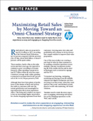 Maximizing Retail Sales by Moving Toward an Omni-Channel Strategy