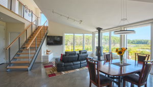 Lubberland's Edge: Net-Zero Home Focuses on Indoor Air Quality