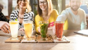 Spring beverage trends going back to the basics