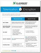 Tokenization vs. Encryption Cheat Sheet