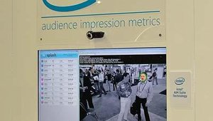 Ayuda featured its pay-per-look system using Intel's Audience Impression Metrics Suite.
