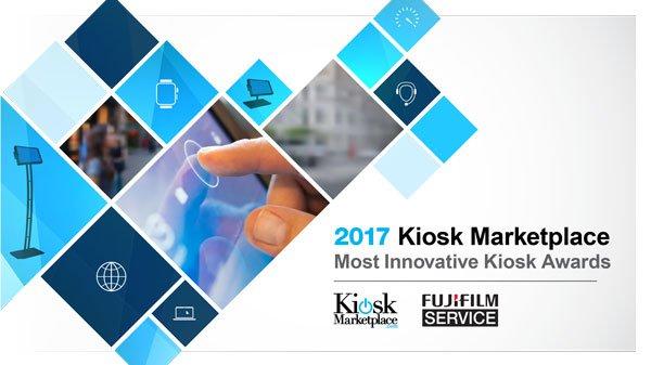 Voting now open for 2017 Most Innovative Kiosk Awards