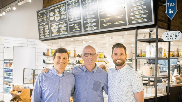 How 3 Former Zoes Execs Teamed Up To Fuel Growth Of