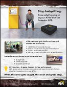 Protector GPS | Know what's going on at your ATMs with the Protector GPS
