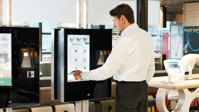 Self-serve kiosks: A QSR growth opportunity in challenging times
