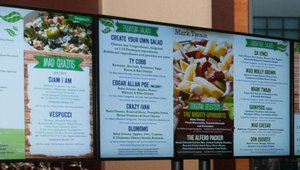 Four reasons digital screens are more than menu boards
