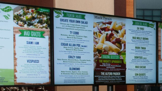 21ff50cc5aff Four reasons digital screens are more than menu boards | QSRweb