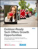 Outdoor-Ready Tech Offers Growth Opportunities