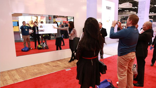 Drinking from a digital signage firehose at Retail's BIG Show