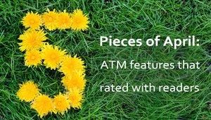 April's top ATM reads