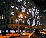 'Tis the season for digital signage at Saks Fifth Avenue