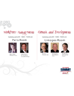 Pizza Executive Summit 2011: Growth and Development Strategies
