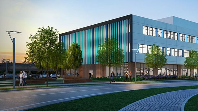 Net positive energy office taking shape in Canada