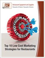 Top 10 Low Cost Marketing Strategies for Restaurants