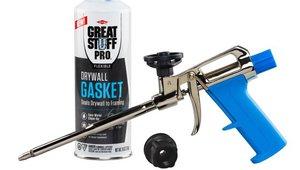 New Spray Gasket Helps Meet Energy Code Air Leakage Requirements