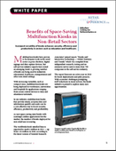 Benefits of Space-Saving Multifunctional Kiosks in Non-Retail Sectors