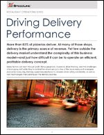 Driving Delivery Performance