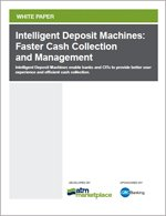 Intelligent Deposit Machines: Faster Cash Collection and Management