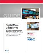 Digital Menu Boards 101