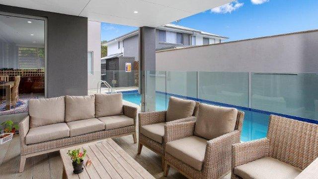 ICFs Chosen for Luxury Beach House
