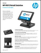 HP MX12 Retail Solution: A new level of retail agility