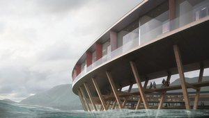 Arctic hotel for sustainable tourism unveiled