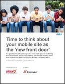 Time to think about your mobile site as the 'new front door'