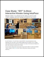 Case Study: How Telenor Created an In-Store Digital Experience with DIY Interactivity Software