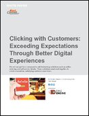 Clicking with Customers: Exceeding Expectations Through Better Digital Experiences