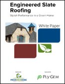 How to Use Engineered Slate Roofing for Stylish Performance in a Green Home