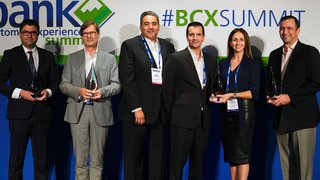 Banking, fintech innovators recognized with Bank Customer Experience awards