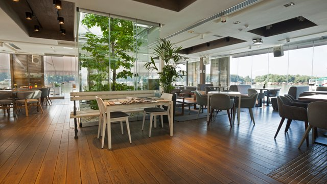 How to use your restaurant design tell real food