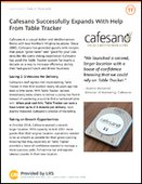 Cafesano Successfully Expands with Help from Table Tracker