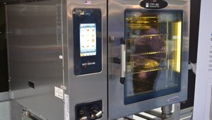 <p>Alto Shaam, Inc., CT PROformance Combitherm Oven.</p>