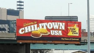 "As part of a guerilla marketing campaign, the company placed the messaging, ""Chilitown USA"" on billboards at various gateways to the city and its attractions."
