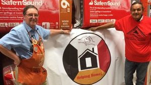 First Nations Helping Homes Project Uses Stone Wool Insulation