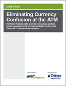 Eliminating Currency Confusion at the ATM