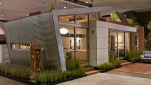 Dwell on Design pre-fab green designer home
