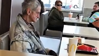 McDonald's faces PR nightmare after video of homeless man goes viral