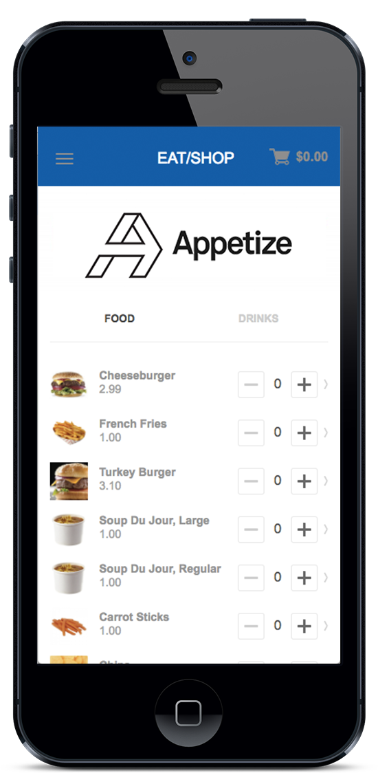 Mobile Ordering / Appetize Technologies | FastCasual