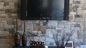Stone veneers rock with green options for architects and builders