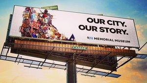 #NeverForget: Digital billboards commemorate 9/11