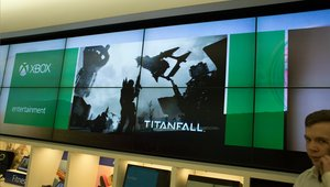 "<p><span style=""line-height: 20.7999992370605px;"">Microsoft Titanfall launch, March 2014. Photos courtesy of Microsoft.</span></p>"