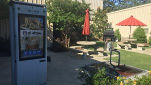 Maintenance and other considerations for outdoor kiosks