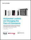 Automated Lockers are Changing the Face of Commerce