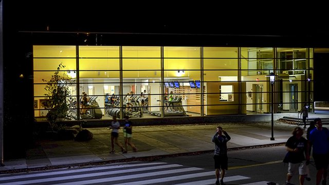 URI residence hall, fitness center earn LEED gold certifications
