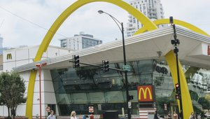 What makes those arches shine so bright? A peek behind McDonald's 'golden curtains'