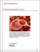 Understanding Pizza Sauce